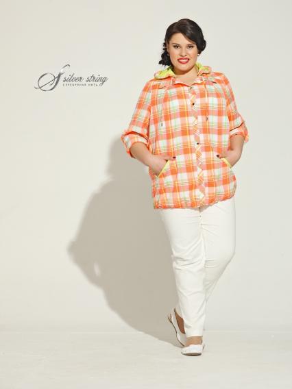 Женская одежда больших размеров - ветровка - 2418207