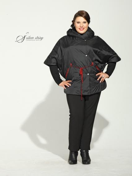 Женская одежда больших размеров - куртка - 2417322