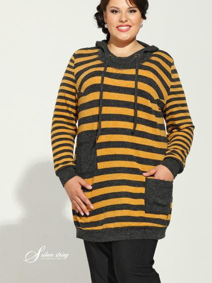Женская одежда больших размеров - джемпер - 2456413