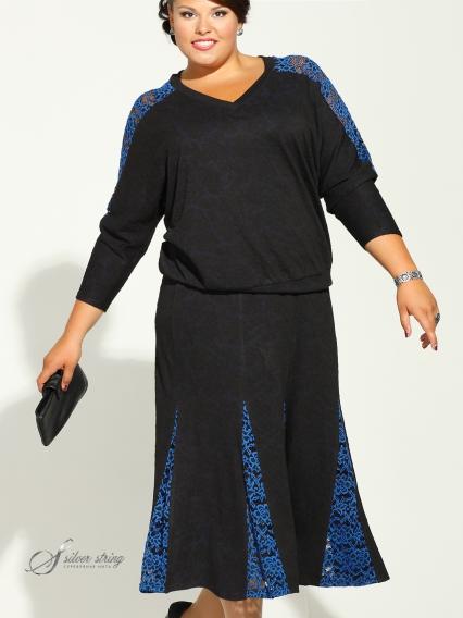 Женская одежда больших размеров - костюм - 2458472