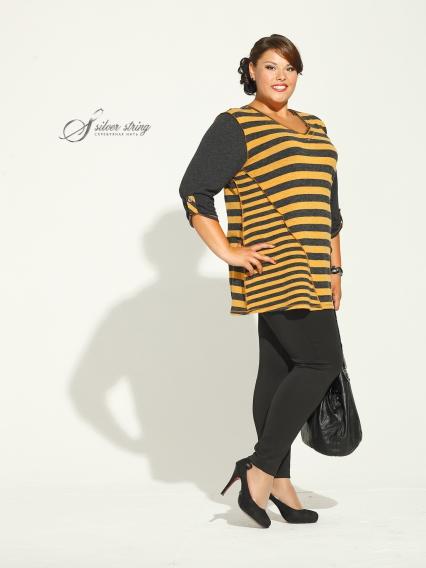 Женская одежда больших размеров - блузка - 2454392