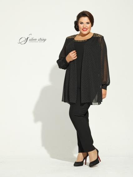 Женская одежда больших размеров - блузка+топ - 2414486