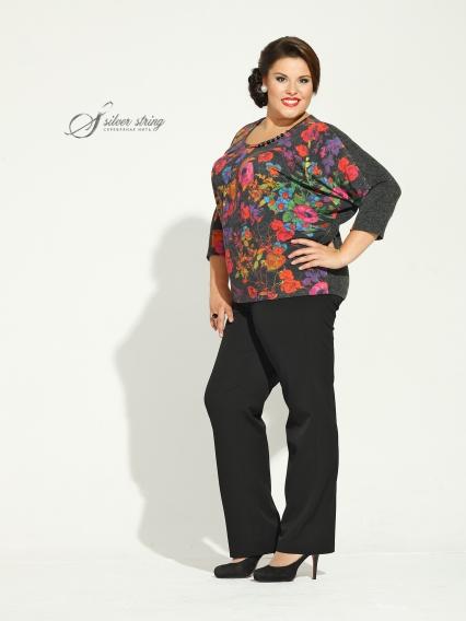 Женская одежда больших размеров - блузка - 2454482