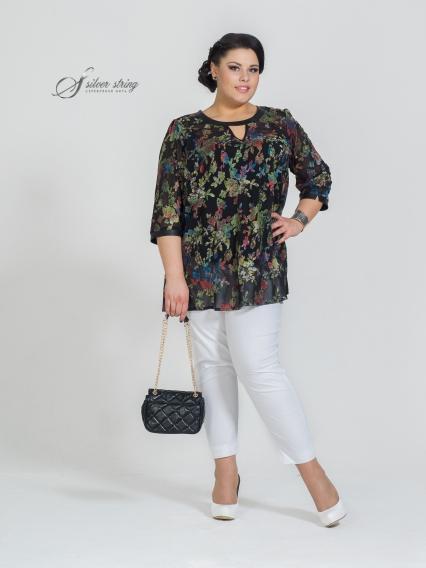 Женская одежда больших размеров - туника - 2525073