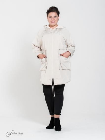 Женская одежда больших размеров - куртка - 251712811