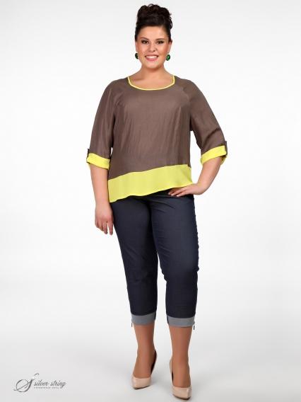 Женская одежда больших размеров - блузка - 260414217