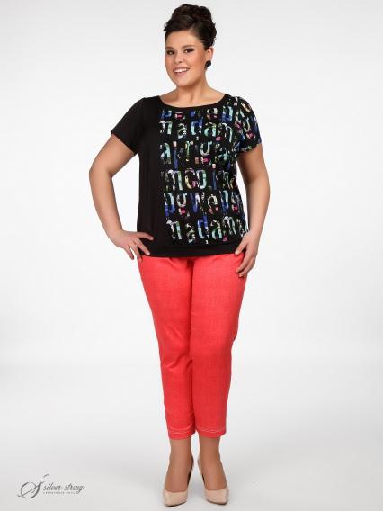 Женская одежда больших размеров - блузка - 265412102
