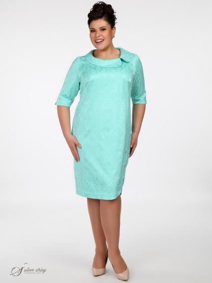 Женская одежда больших размеров - платье - 260517135