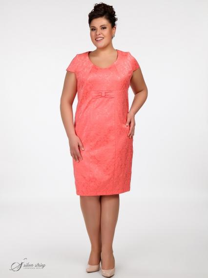 Женская одежда больших размеров - платье - 260518448