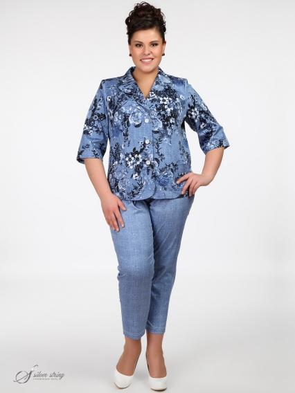 Женская одежда больших размеров - жакет - 260615508