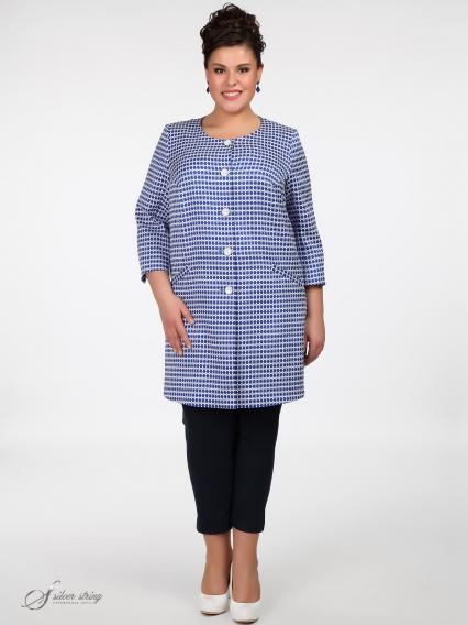 Женская одежда больших размеров - плащ - 262913808