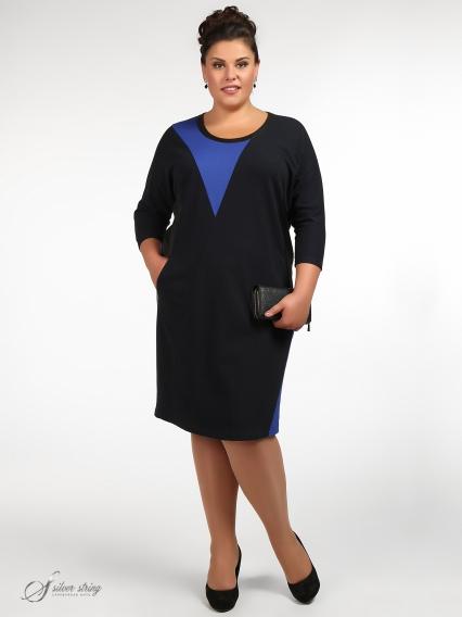Женская одежда больших размеров - платье - 265524602