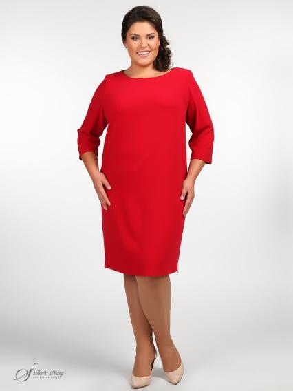 Женская одежда больших размеров - платье - 260551803