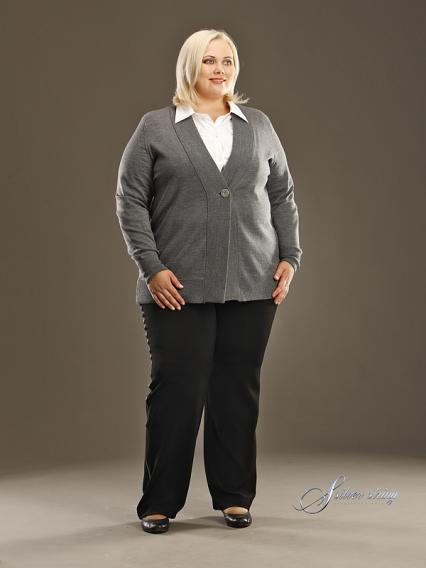 Серебряная нить одежда больших размеров доставка