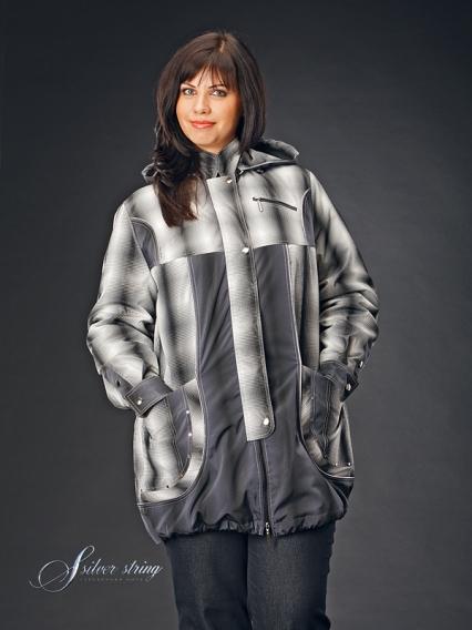 Женская одежда больших размеров трикотаж доставка