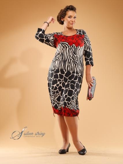 Сарафаны туники платья больших размеров 121